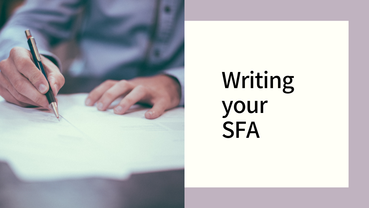 Tips for writing your short format assessment