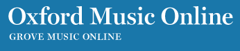 Click to access Oxford Music Online