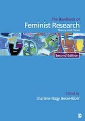 Coberta del llibre: Handbook of feminist research: theory and praxis