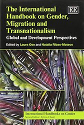 Coberta del llibre: The international handbook on gender, migration and transnationalism: global and development perspectives
