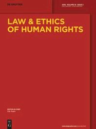 Law & ethics of human rights