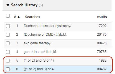 Gene therapy Duchenne brackets