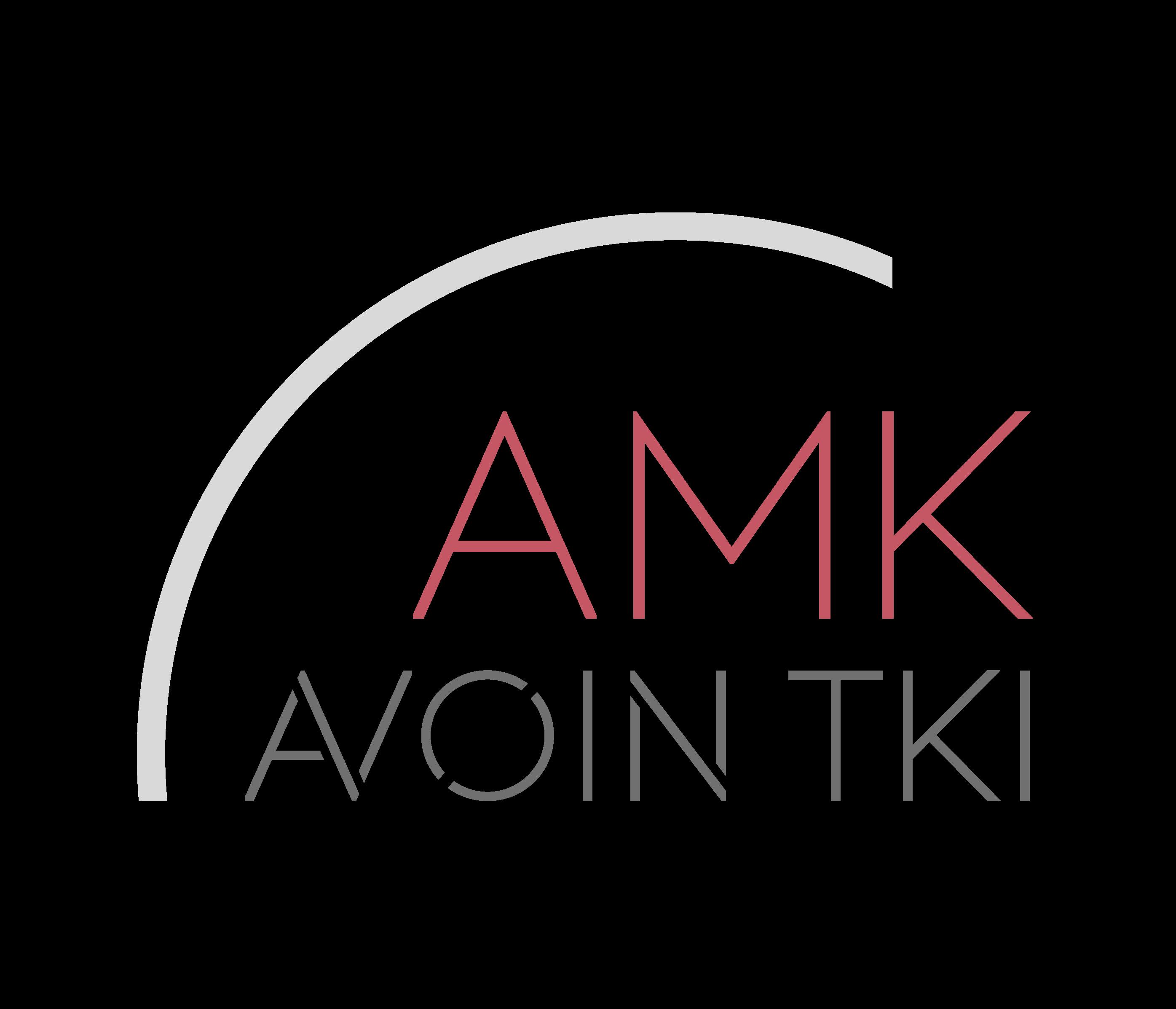 Avoin TKI ja oppiminen -hankkeen logo.