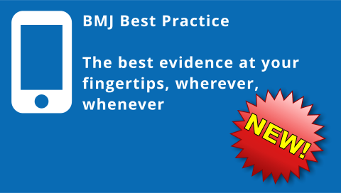 New! BMJ Best Practice