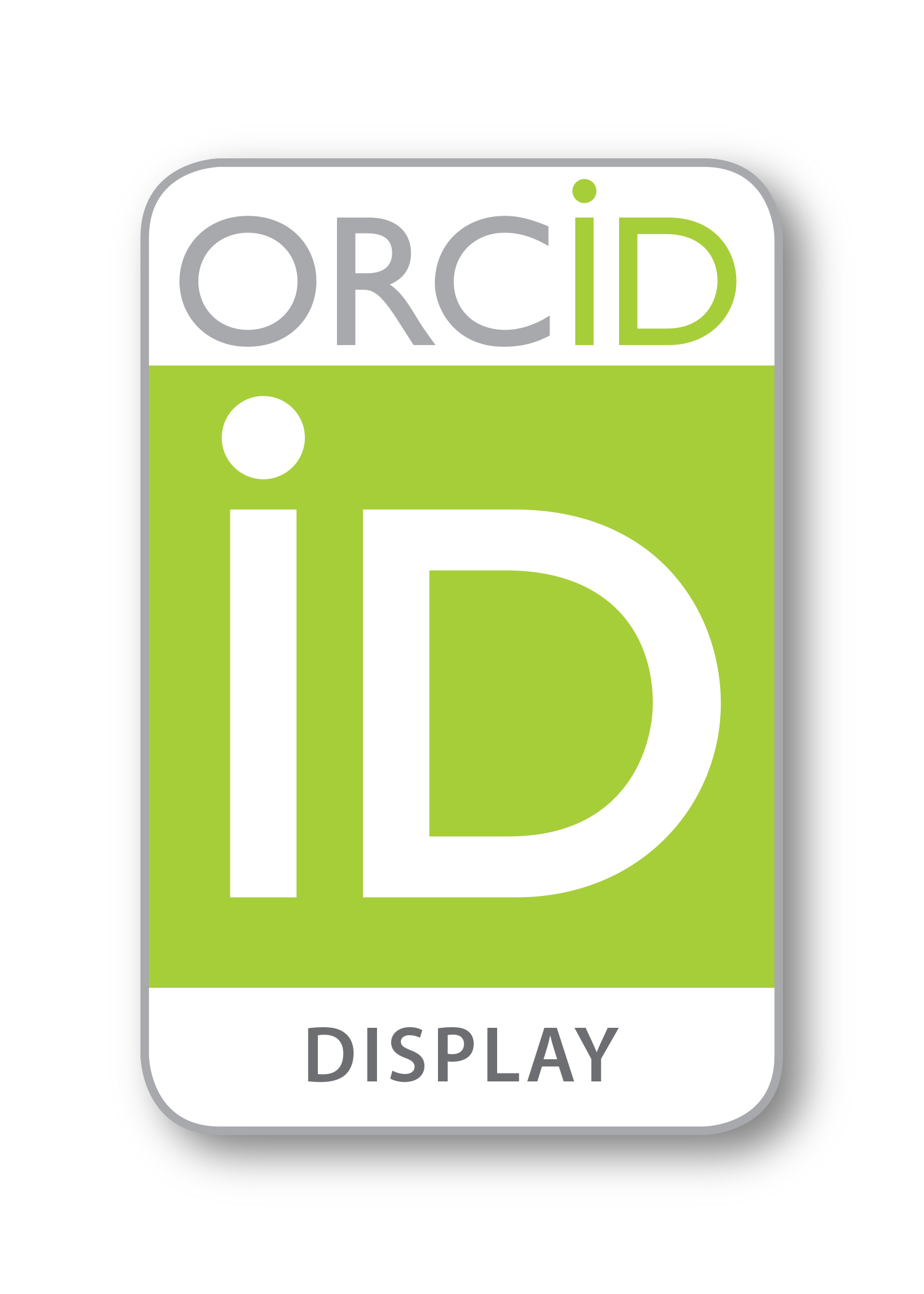 ORCID ID Display