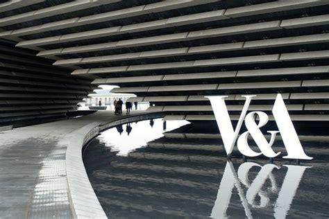 photo of V&A building
