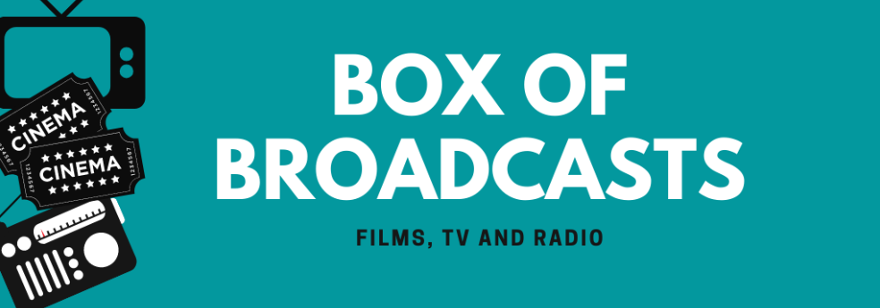 box of broadcasts poster
