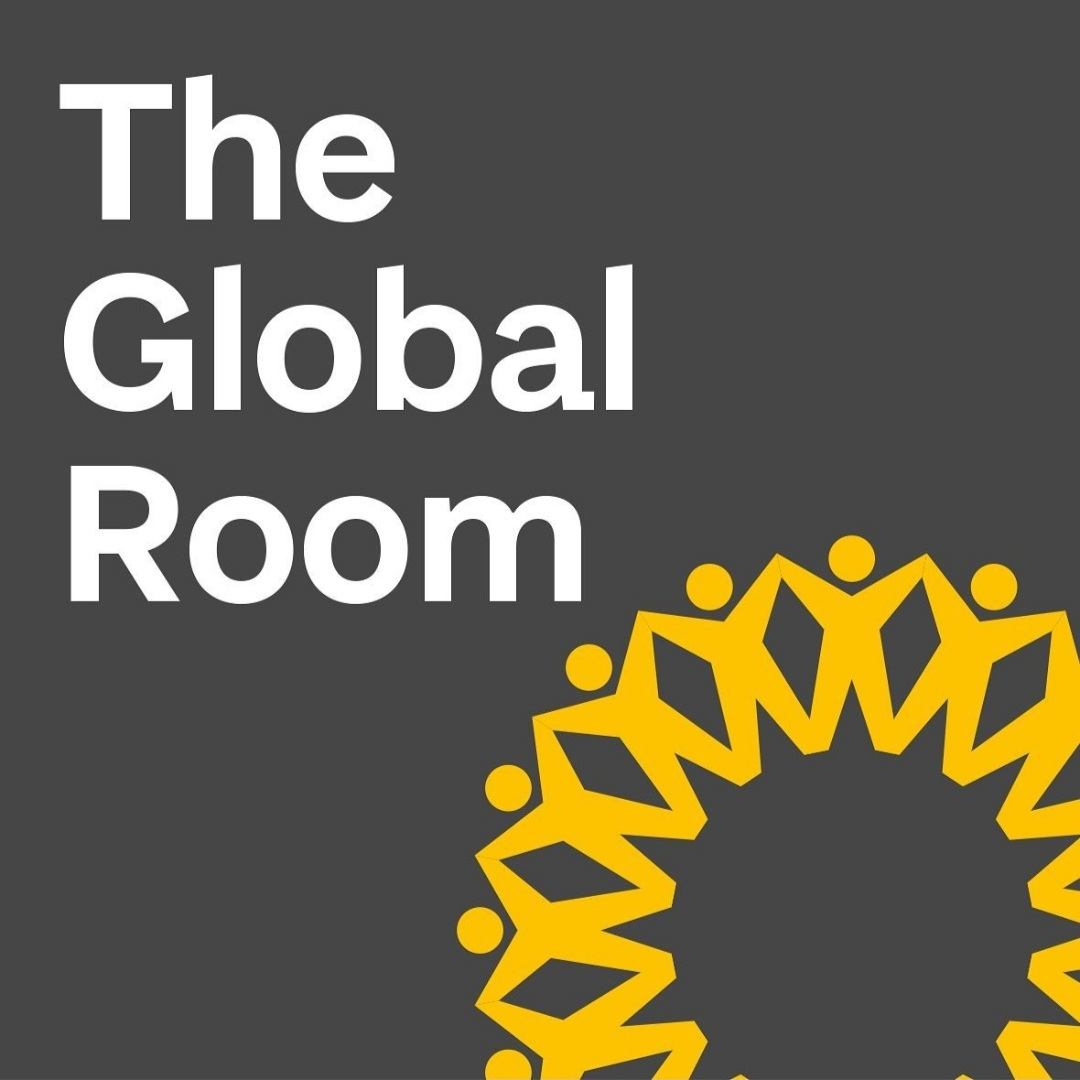decorative logo Global Room