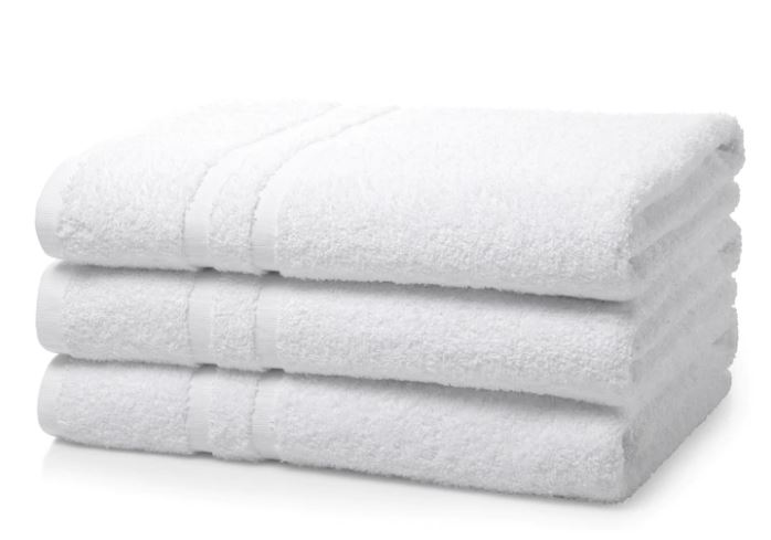 Image of white towels