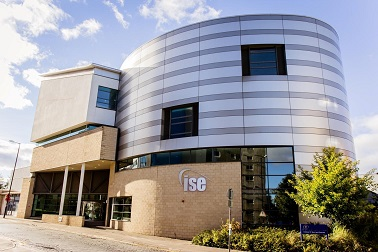 ISE Building and link to web page