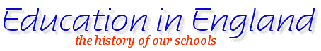 education in england website logo