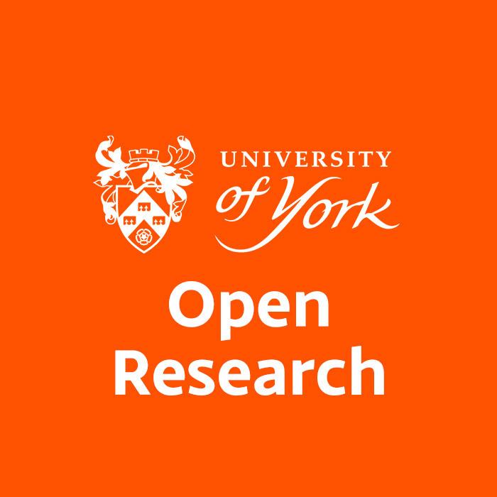 York Open Research logo