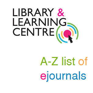 A-Z list of E-journals