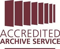 Accredited Archive Service Logo