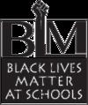 Logo de Black lives matter at schools