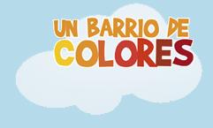 """Logotipo de """"Un Barrio de colores"""""""