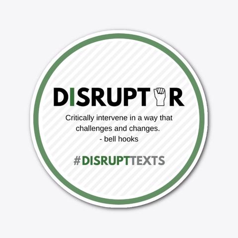 Logo de Disruptexts