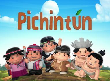 "Cartel del documental ""Pichitún"""