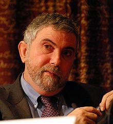Paul Krugman, en El País