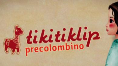 """Cartel de las animaciones """"Tikitiklip"""""""