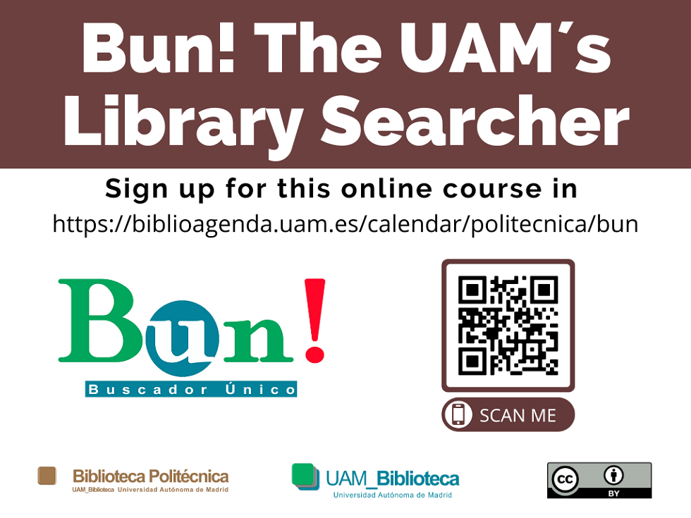 Bun! The UAM´s Library Searcher
