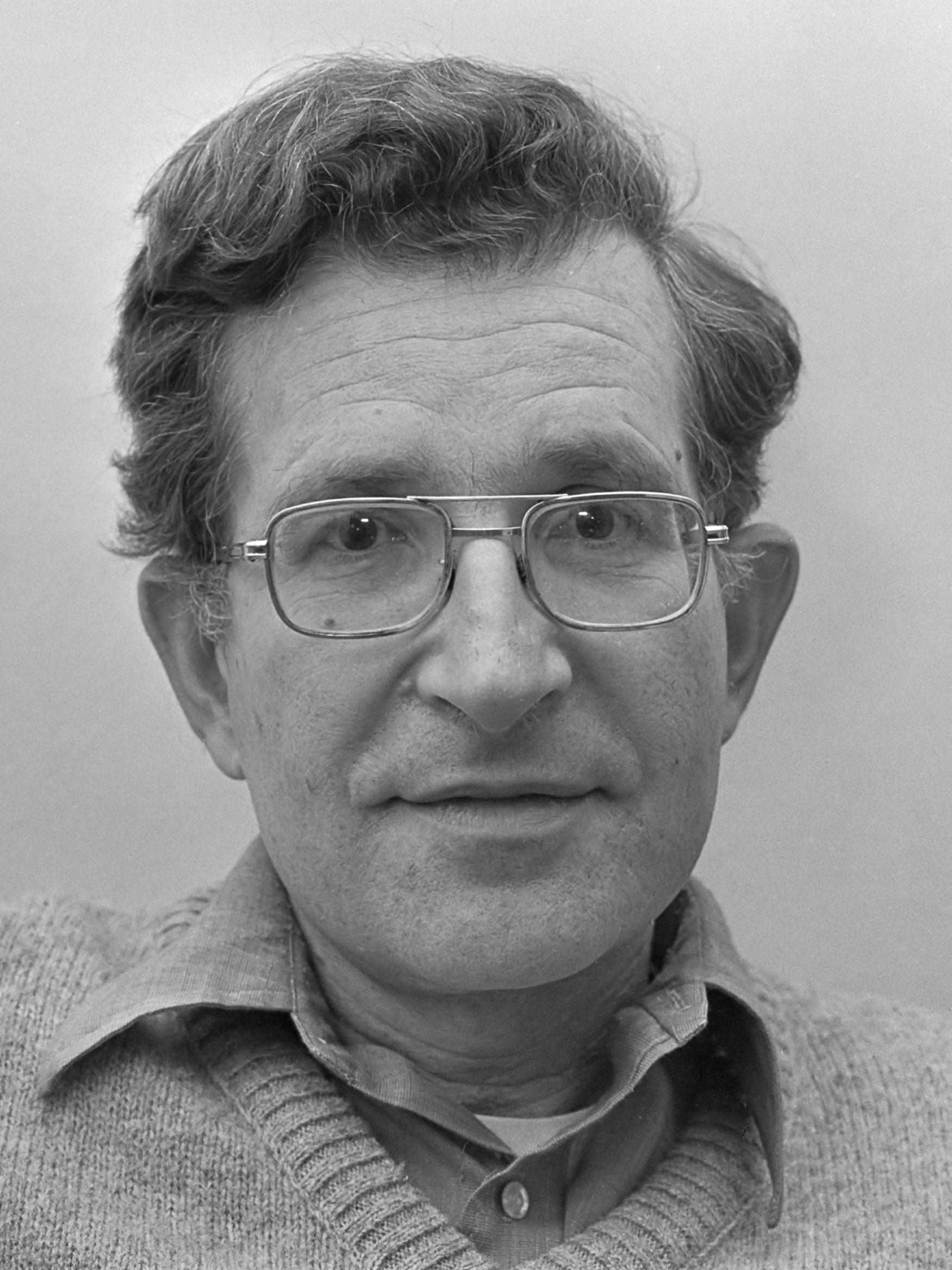 Noam Chomski