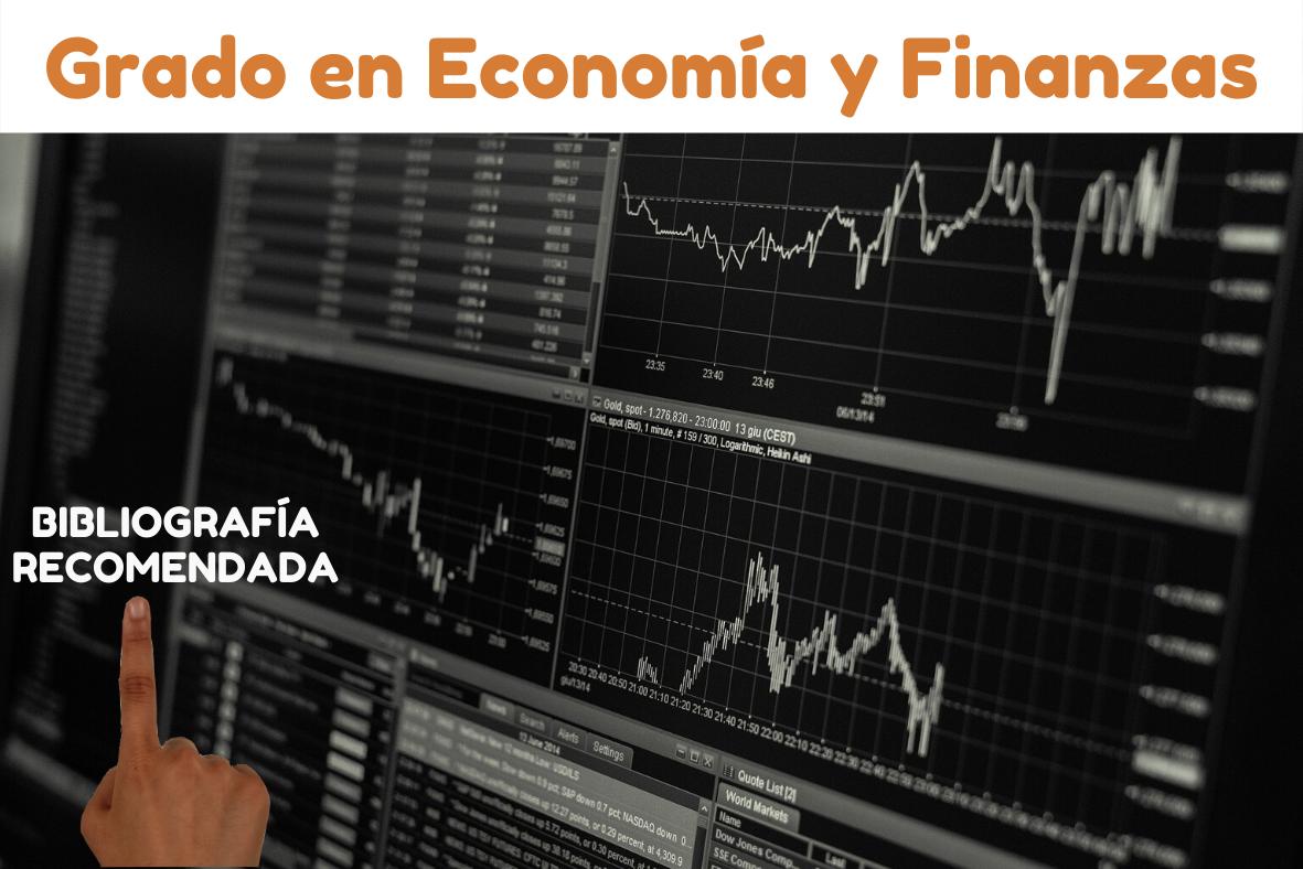 Bibliografía recomendada Grado Economía y Finanzas