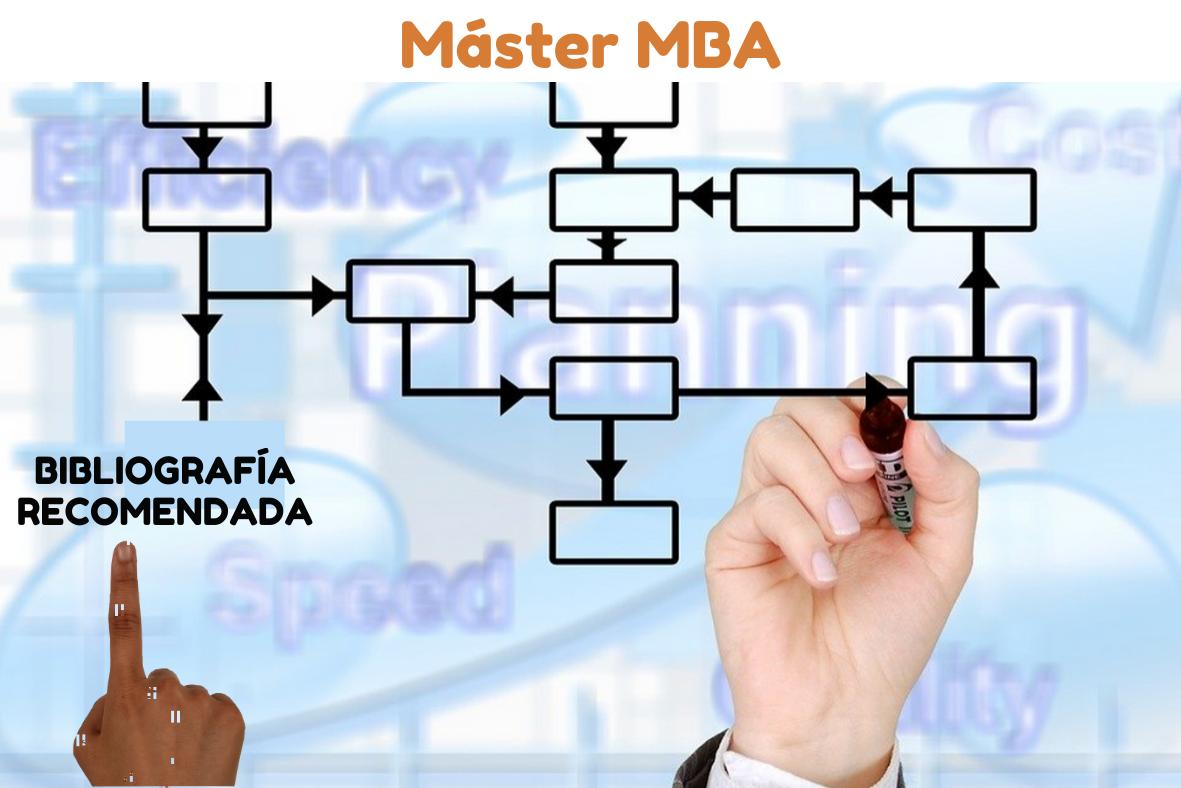 Bibliografía recomendada Máster MBA