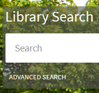Image of Library Search