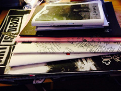 Image of zines