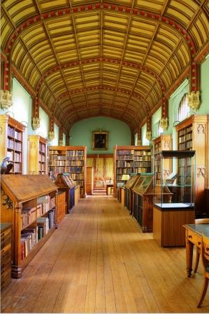 Image of the Parker Library, Corpus Christi College