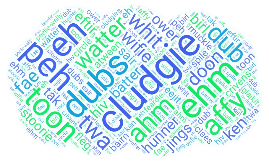 Dundonian words