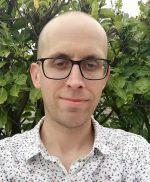 An image of Paul Biggs - Academic Skills Librarian