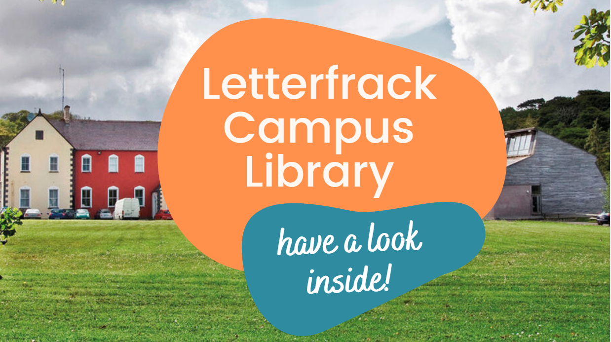 Letterfrack Campus Library