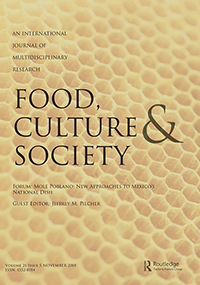 Food Culture & Society