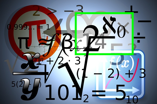 mathematical formulas art