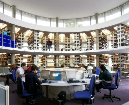 Divinity Faculty Library (University of Cambridge, UK)