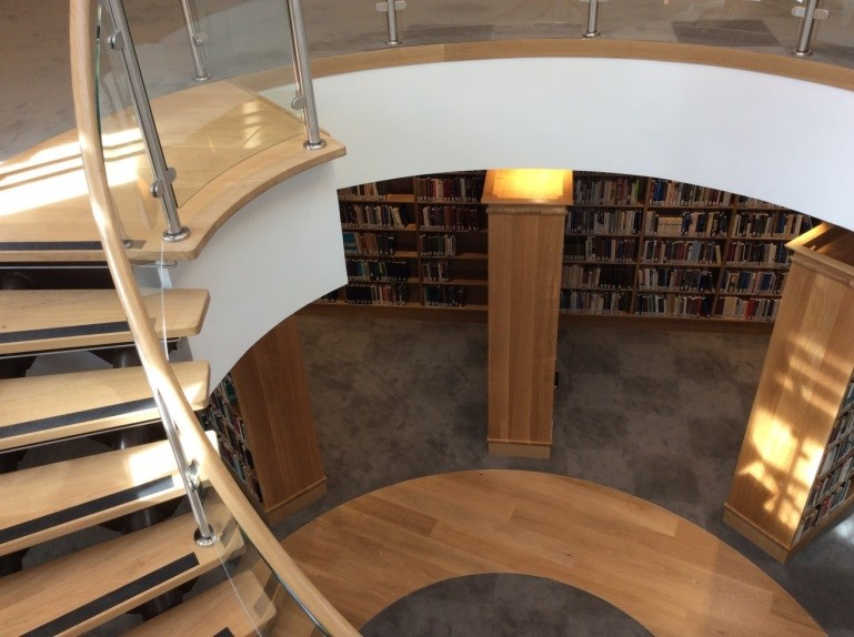 The Woolf Institute Library (Cambridge, UK)