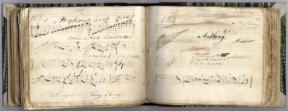 Bunting Manuscript MS 4/29