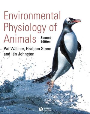 Cover of 'Environmental physiology of animals'