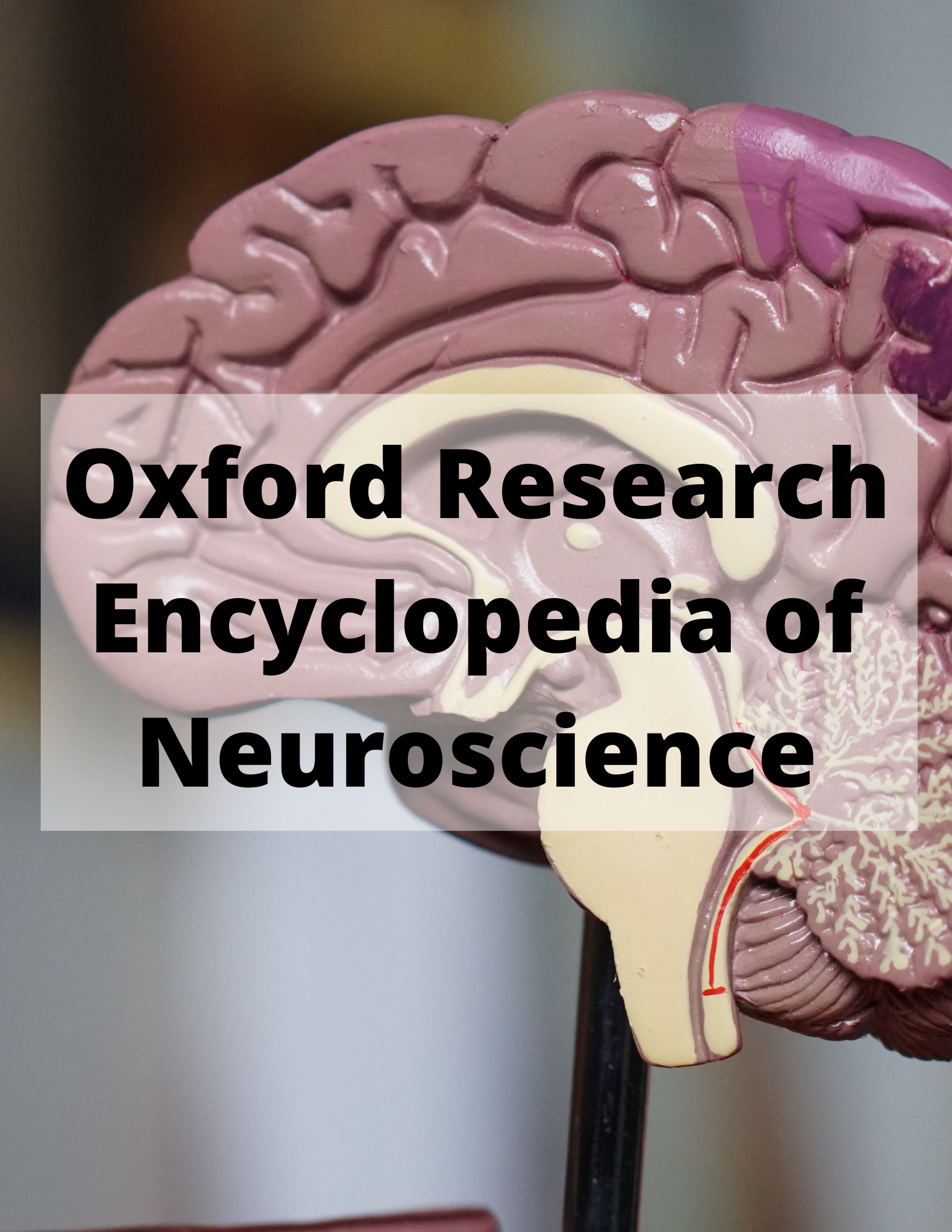 Oxford Research Encyclopedia of Neuroscience