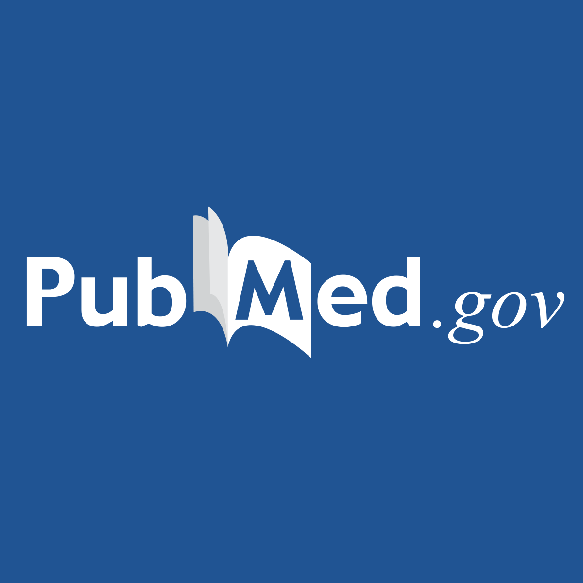 PubMed database logo