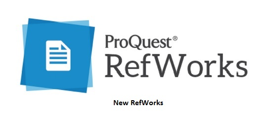 Logo for New RefWorks