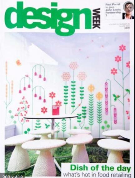 Image of Design Week Magazine