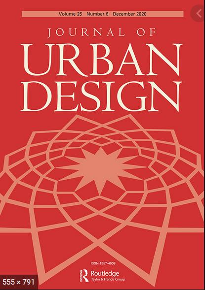 Image of Journal of Urban Design