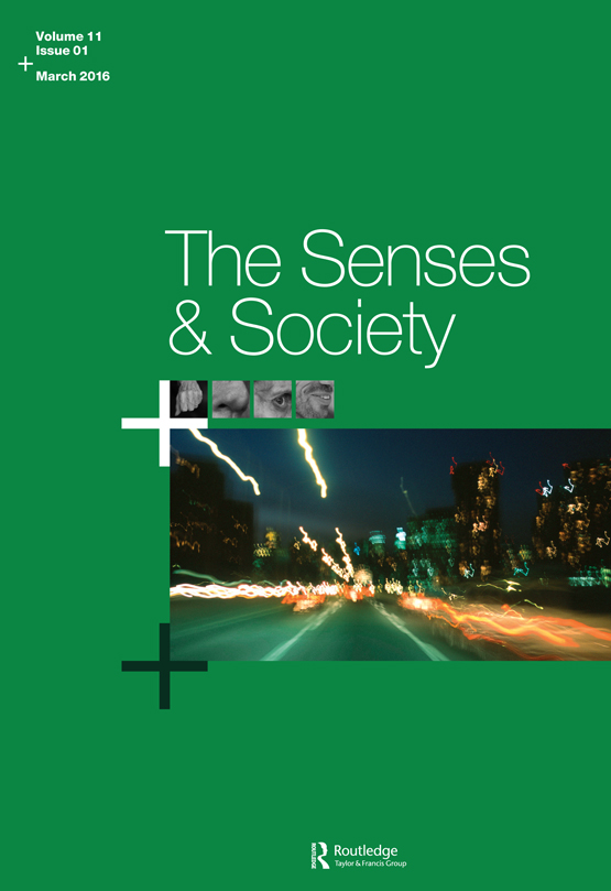 Image of The senses and society