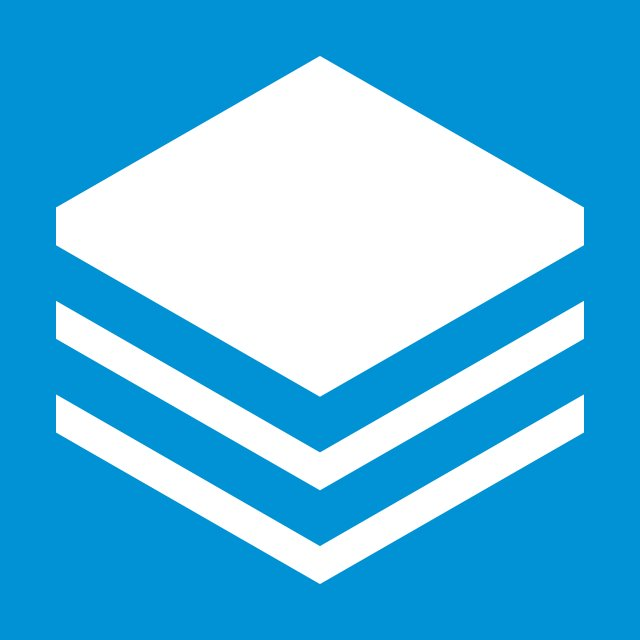 Blue Lean Library logo