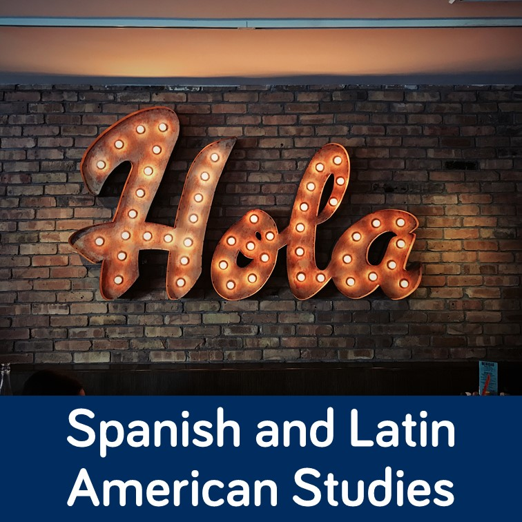 Spanish and Latin American Studies subject guide