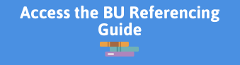 Access the BU referencing guide