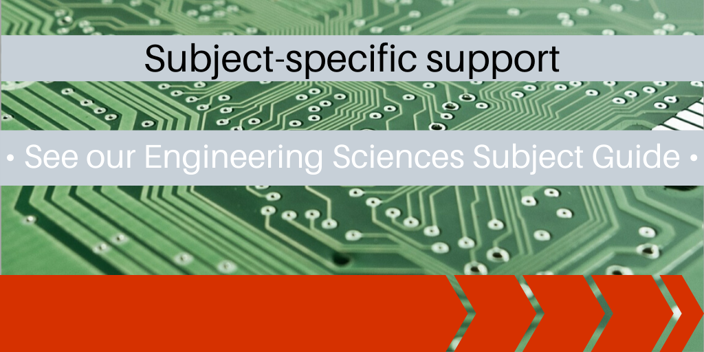Engineering Sciences Subject Guide